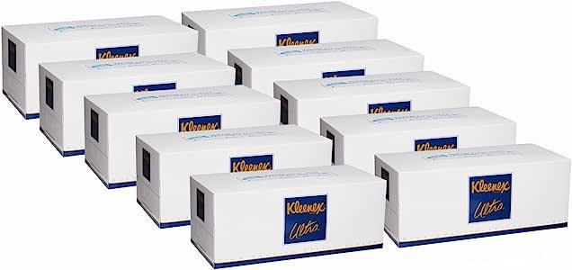Kleenex 纸巾 超级家庭装 3层厚 420枚(140组) ×10箱(整箱售卖)
