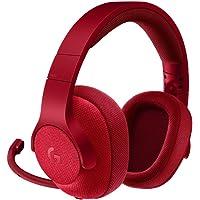 Logitech 981-000687 G433 7.1 环绕游戏耳机981-000652