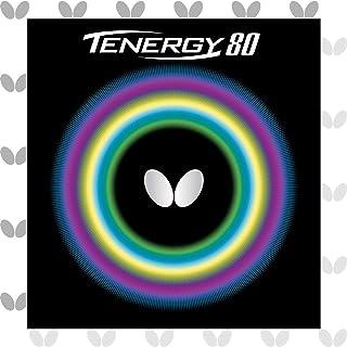 蝴蝶 Tenergy 80 旋转与速度的协调 反胶套胶 黑色 05930
