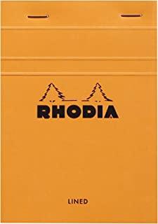 RHODIA 罗地亚 法国 经典上翻笔记本 橙色 N13横线 13600
