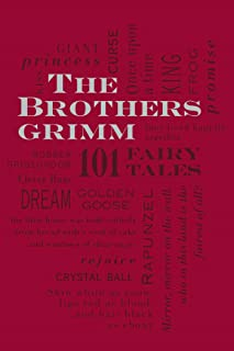 The Brothers Grimm: 101 Fairy Tales (Word Cloud Classics Book 1) (English Edition)