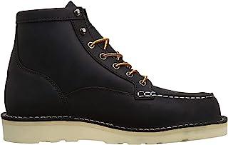 Danner Men's Bull Run Moc Toe Steel Toe Work Boot