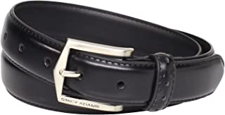 Stacy Adams Men's Big-Tall 30 mm Pinseal Leather with Pinhold Design On Keeper