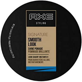 AXE Styling Smooth Look Shine Pomade 2.64 oz (Pack of 3)