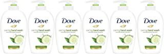 Dove 洗手,250 毫升/8.45 盎司(6 件装) Cucumber & Green Tea 50.7