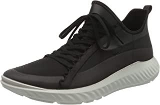 ECCO 爱步 Men's St1 Lite M Dark Shadow Magnet 男士运动鞋