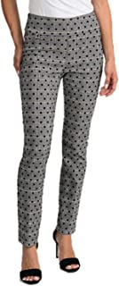 Joseph Ribkoff 黑色白色和棕色裤子款式 201647-2020 春季系列