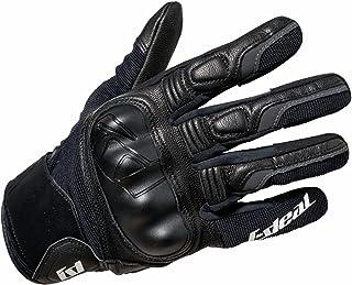 IDEAL 摩托车用 手套 ID-014 防H2O(ANTI H2O) 黑色 XL码 ID014BK/XL