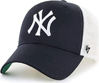 '47 帽 MLB 纽约洋基队布兰森 MVP