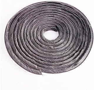 散装硬件 BH04951 15 毫米 x 5 米自粘绒防水防风雨带 - 白色 灰色 15 mm x 5 m BH04952
