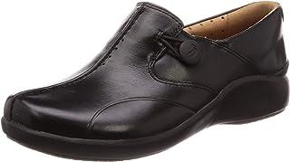 Clarks 女式 Un.loop2 Walk 拖鞋