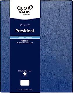 Quo Bardiis 2021年版 12月智能手机/President Anpara 蓝色 英语版 qv01601bl
