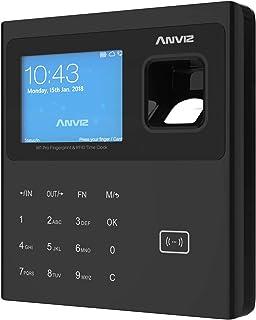 Anviz W1 Pro 插座:生物识别,Card RFID 和 PIN,Linux,CPU 1 GHZ,LCD TFT 2.8英寸,TCP/ip。