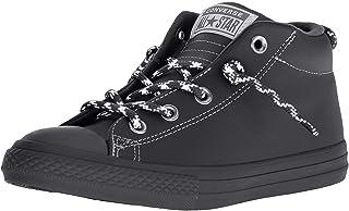 Converse 匡威 中性款 儿童 Chuck Taylor All Star Street 高帮运动鞋