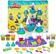 Hasbro 孩之宝 Play-Doh 培乐多彩泥 经典系列 冰激凌城堡套装 B5523