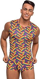 Male Power Pride Fest 健身背心衬衫