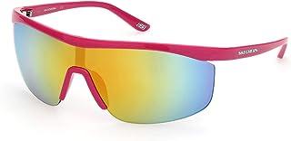Skechers 斯凯奇 Eyewear 女式 SE6106 太阳镜 闪亮紫/渐变或镜面紫罗兰色