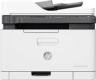 HP 惠普 MFP 179fnw彩色激光打印机