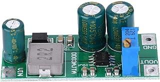 YUANJS 电源转换器,6A DC 2.7-5.5V 至 3.5-24V 直流电增压转换器,30W 可调增压模块