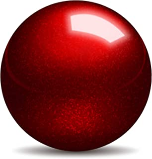 Elecom 宜丽客 轨迹球鼠标用替换球 34毫米 红色 M-B1RD