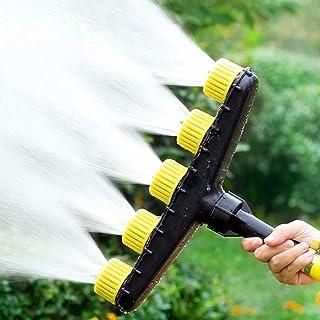 LOVFASH 农业喷雾器喷嘴花园浇灌灌灌淋浴喷雾灌溉工具可以调整水的尺寸