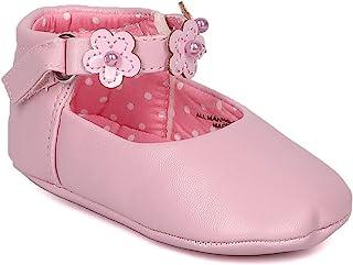 女童人造革 Daisy 踝带 Walker 短靴 GE24