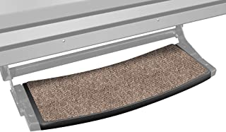 Prest-O-Fit 2-0371 Outrigger Radius RV 阶梯地毯胡桃棕色 55.88 cm。 宽 22 - Inch 2-0371
