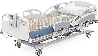 Vaunn *** Cloud Air Whisper 安静交流气压床垫罩带泵,单人床尺寸 91.44 厘米 x 198.12 厘米 x 7.62 厘米 1.00