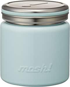 DOSHISHA 食物罐 真空隔热 0.3L 绿松石 mosh! DMFP300TU