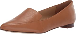 Nine West Abay 女士平底鞋,黑色 Dark Natural 5-11