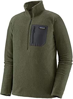 Patagonia 男式 M's R1 Air Zip Neck 运动衫