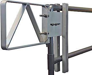 Fabenco A82-16 A系列 原装自闭*门,17 至 18.5 英寸 x 12 英寸,6061-T6 铝