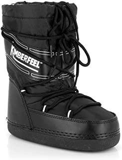 Kimberfeel Jade Baby 雪地靴 - 女孩,金属,26