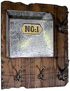 Vacchetti 5917750000 邮箱,木质,多色,中号