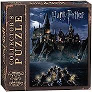 USAopoly 哈利·波特拼图游戏,550片| 电影《哈利·波特与魔法石》中的艺术,哈利·波特官方商品| 收藏型拼图