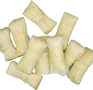 可食用干香肠壳,自制香肠和火腿的胶原蛋白外壳,可食用干燥**香肠外壳