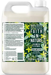 Faith In Nature 天然海藻和柑橘洗发水