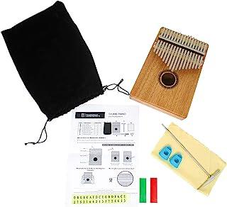 Finger Kalimba Mbira 拇指钢琴 Trademark Innovations 出品