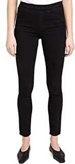 PAIGE 女式 Hoxton Transcend 高腰套穿超紧身牛仔裤