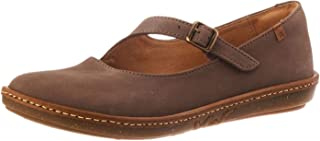 El Naturalista 女士 N5314 Pleasant Plume/Coral Mary Jane 鞋