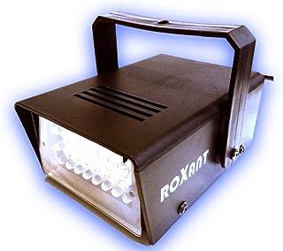 Roxant Pro 迷你 LED 频闪灯,24 个超亮 LED 带变速控制 - ROX-ST1