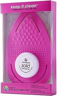 beautyblender keep.it.clean:弹性硅胶清洁垫适用于化妆海绵和化妆刷