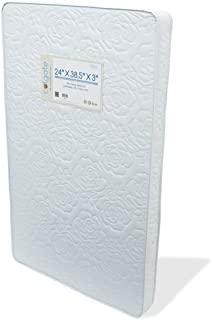 Colgate 床垫便携式婴儿床/迷你婴儿床床垫 | 易于清洁 | 低*性 | 防水 | GREENGUARD 金认证