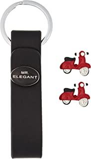 Troika 袖子和钥匙,红色滑板车 (CFL1467LE)
