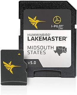 Humminbird 600037-4 SmartStrike 中南各州 V4 数字 GPS 地图微型卡