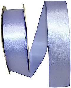 Reliant Ribbon 单面 Sfs 缎带,1-1/2 英寸 X 50 码,鸢尾花
