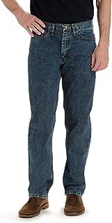 LEE 男式 Big & Tall 定制宽松直筒牛仔裤 Vandal 54W x 32L Premium Select Custom Fit Loose Straight Leg Jean