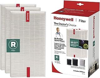 Honeywell 霍尼韦尔 HEPA AllergnRemv 过滤口罩,3件装,白色