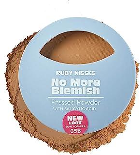 RUBY KISSES NO MORE BLEMISH POWDER 0.28 盎司所有颜色! (RBP) ACNE CARE 压力 0.28 oz