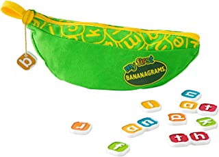 Bananagrams 字游戏 4 years to 18 years My First 字游戏